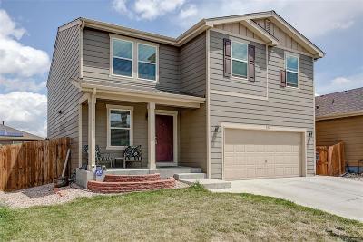 Denver Single Family Home Active: 5366 Laredo Street