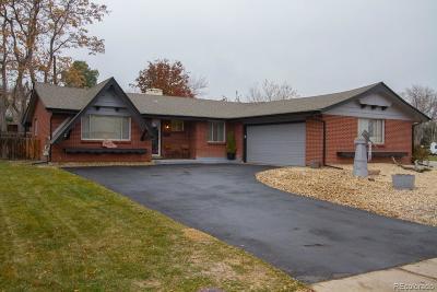 Evergreen, Arvada, Golden Single Family Home Active: 6033 Nelson Street