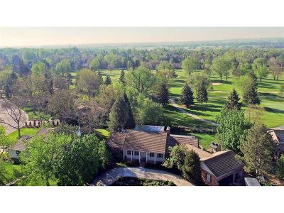 Boulder Single Family Home Under Contract: 7172 Old Post Road