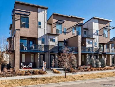 Denver Condo/Townhouse Active: 2428 Uinta Street