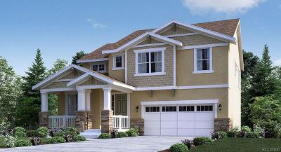 Erie Single Family Home Active: 682 Sundance Circle