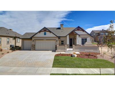 Flying Horse Single Family Home Active: 12481 Cloudy Bay Drive