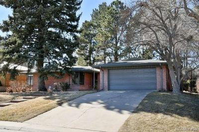 Denver Single Family Home Active: 815 South Harrison Street