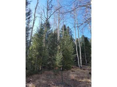 Hartsel Residential Lots & Land Active: 1144 Campfire Road