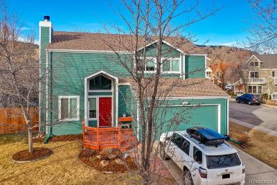 Boulder Single Family Home Under Contract: 1302 Redwood Avenue