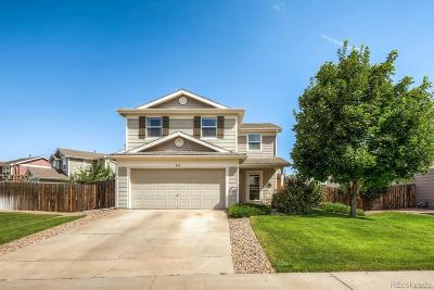 Lochbuie Single Family Home Active: 812 Willow Drive