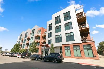 Denver Condo/Townhouse Under Contract: 3100 Huron Street #3L