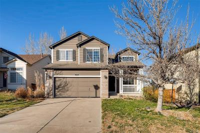 Highlands Ranch Single Family Home Active: 9514 Cove Creek Drive