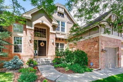 Parker CO Single Family Home Active: $630,000