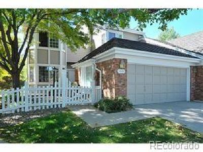 Lone Tree Single Family Home Active: 9862 Carmel Court
