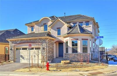 Centennial Single Family Home Active: 5931 South Olive Court