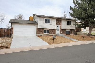 Aurora Single Family Home Active: 17927 East Oxford Drive
