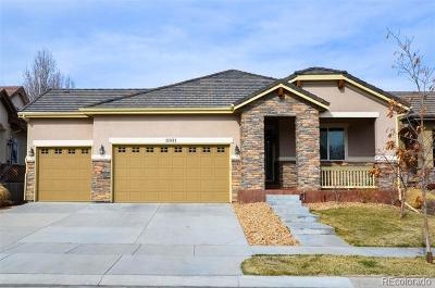Commerce City Single Family Home Active: 11481 Chambers Drive