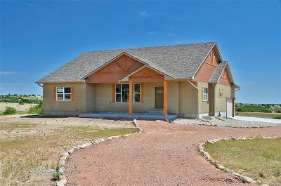 Colorado City Single Family Home Under Contract: 7375 Stirrup Lane