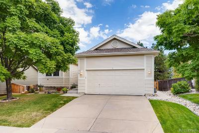 Highlands Ranch Single Family Home Active: 318 English Sparrow Trail