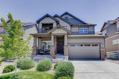 Broomfield Single Family Home Active: 16706 Compass Way