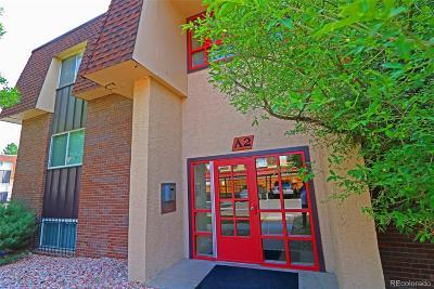 Denver Condo/Townhouse Under Contract: 7755 East Quincy Avenue #207A2
