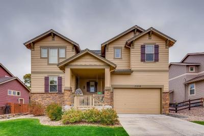Broomfield Single Family Home Active: 13256 Misty Street