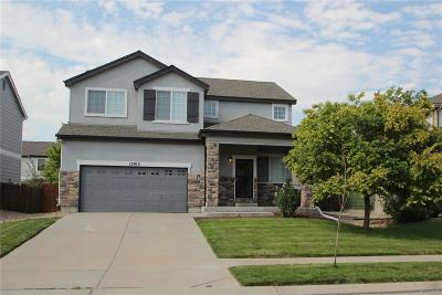 Commerce City Single Family Home Active: 13913 East 104th Place