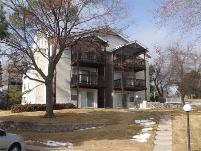 Aurora Condo/Townhouse Under Contract: 17331 East Mansfield Avenue #332R