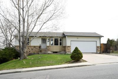 Single Family Home Active: 4982 South Yank Street