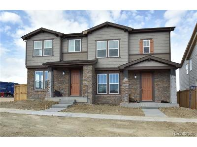 Arapahoe County Condo/Townhouse Active: 7636 South Zante Court