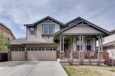 Aurora CO Single Family Home Active: $440,000
