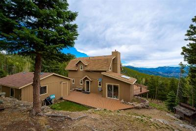 Conifer, Evergreen Single Family Home Active: 318 Castlewood Drive