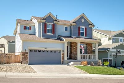 Meadows, The Meadows Single Family Home Under Contract: 3882 Timeless Drive