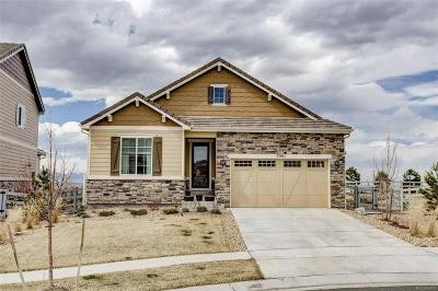 Broomfield Single Family Home Under Contract: 3301 Harvard Place