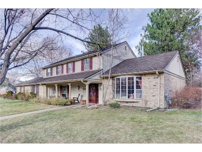 Greenwood Village CO Single Family Home Active: $775,000