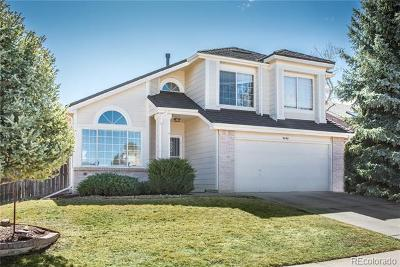 Highlands Ranch Single Family Home Active: 9458 Sherrelwood Lane
