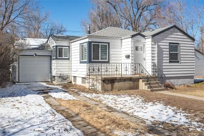 Arvada Single Family Home Active: 5719 Allison Street