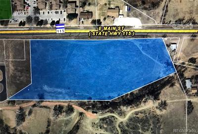 Residential Lots & Land Active: 1150 East Main Street