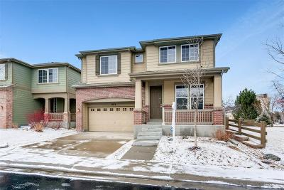 Castle Rock, Conifer, Cherry Hills Village, Greenwood Village, Englewood, Lakewood, Denver Single Family Home Active: 7643 South Joplin Court