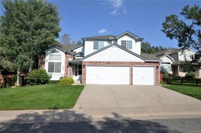 Centennial Single Family Home Under Contract: 5234 South Espana Street