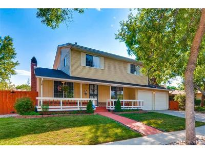 Arvada Single Family Home Active: 6678 West 84th Avenue