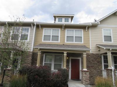 Saddle Rock Golf Club Condo/Townhouse Active: 22801 East Briarwood Place