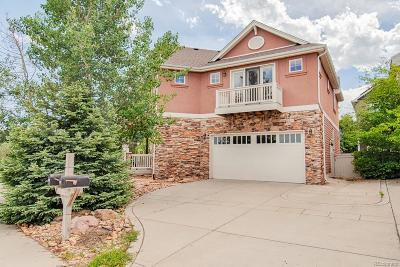 Boulder Single Family Home Active: 1090 North Terrace Circle