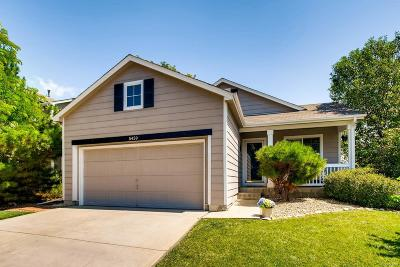 Highlands Ranch Single Family Home Under Contract: 5459 Wangaratta Way