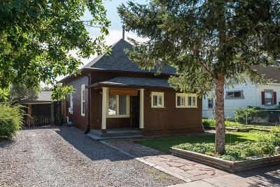 Englewood Single Family Home Active: 2832 South Acoma Street