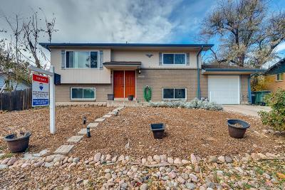 Northglenn Single Family Home Under Contract: 11541 Downing Street