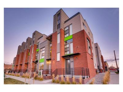 Denver Condo/Townhouse Under Contract: 3004 Blake Street