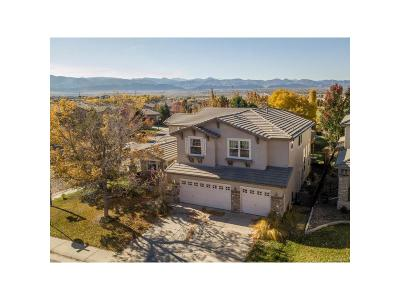 Highlands Ranch Single Family Home Active: 2721 Rockbridge Way