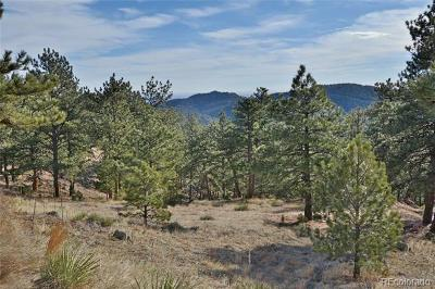 Boulder Residential Lots & Land Active: West Coach Road