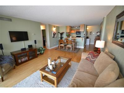 Denver Condo/Townhouse Under Contract: 1020 15th Street #28C
