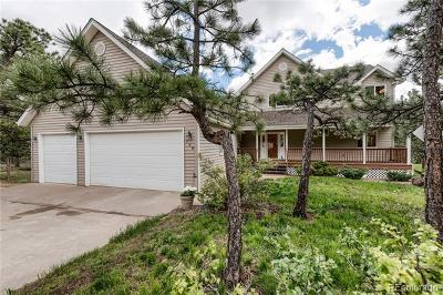 Lyons Single Family Home Active: 256 Choctaw Road