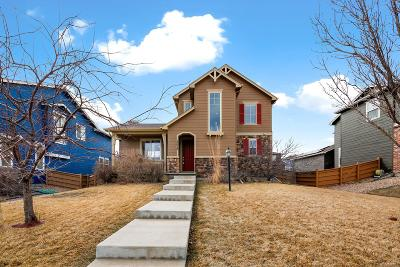 Commerce City Single Family Home Active: 10019 North Reunion Parkway