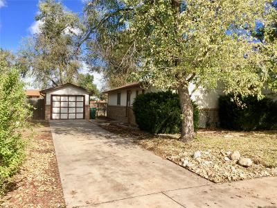 Fort Lupton Single Family Home Under Contract: 1011 Platte Drive