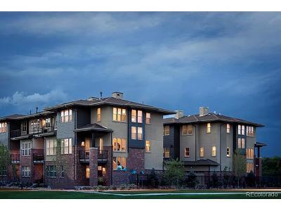Denver Condo/Townhouse Active: 6465 East Cedar Avenue